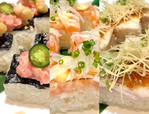 5/19 KURYU's Special Box Sushi Sisters!!