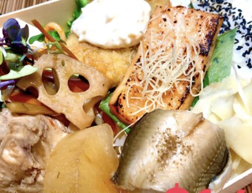7/3 ONLY! Seafood-Lover's Special Bento $16